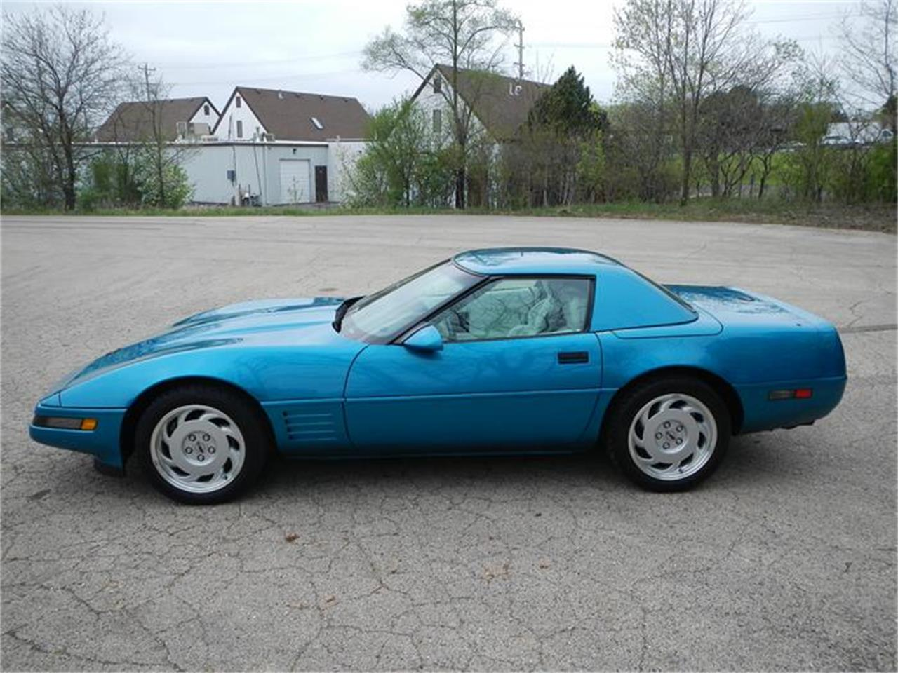 Large Picture of '92 Chevrolet Corvette - HPXT