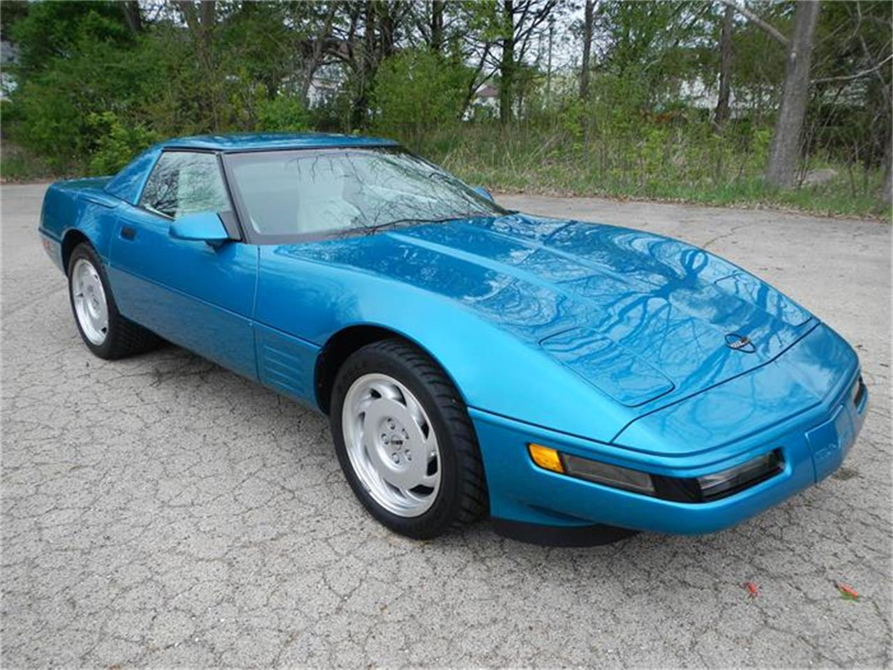 Large Picture of 1992 Corvette located in Illinois - $21,900.00 Offered by Nickey - HPXT