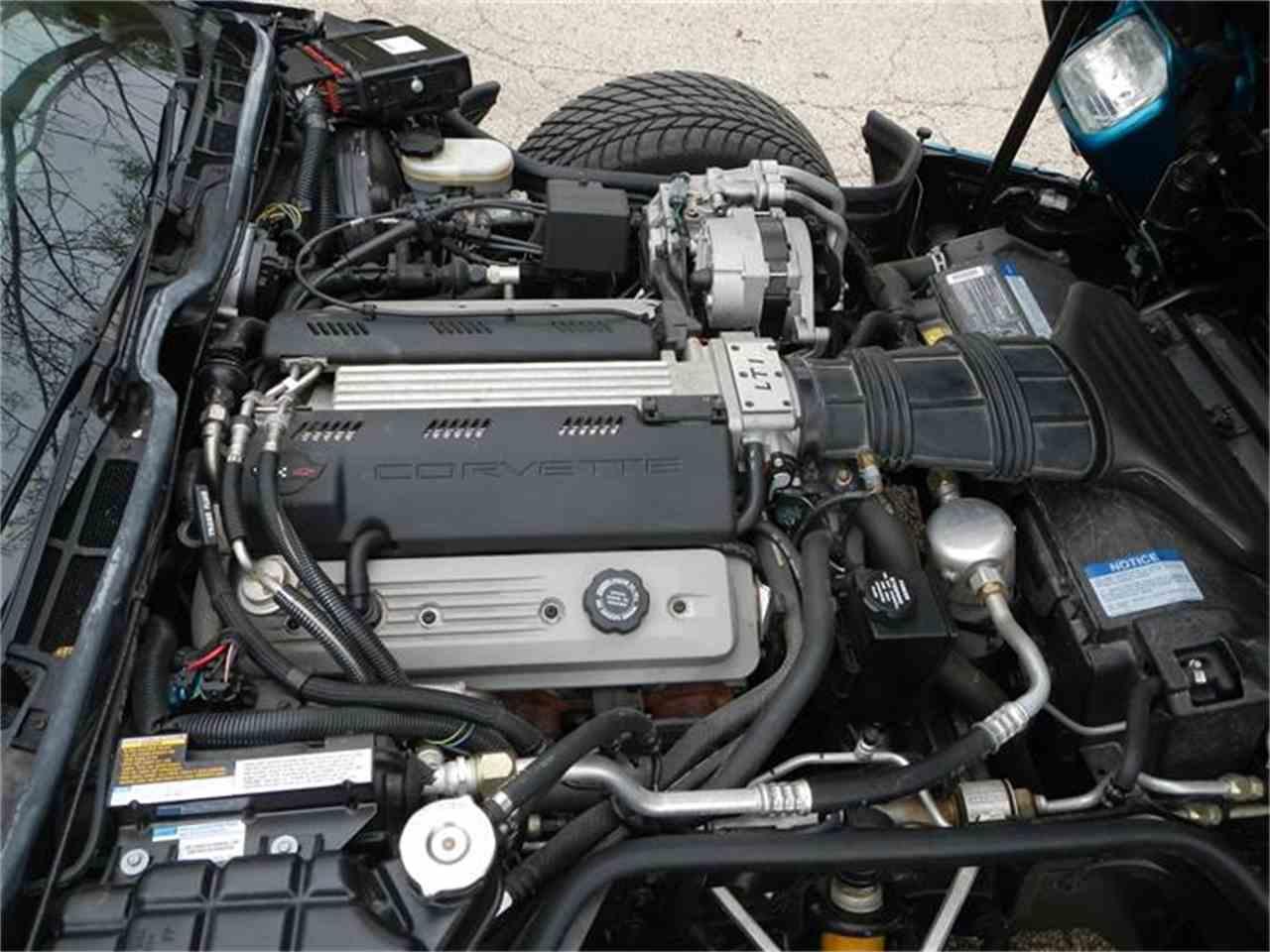Large Picture of '92 Corvette - HPXT