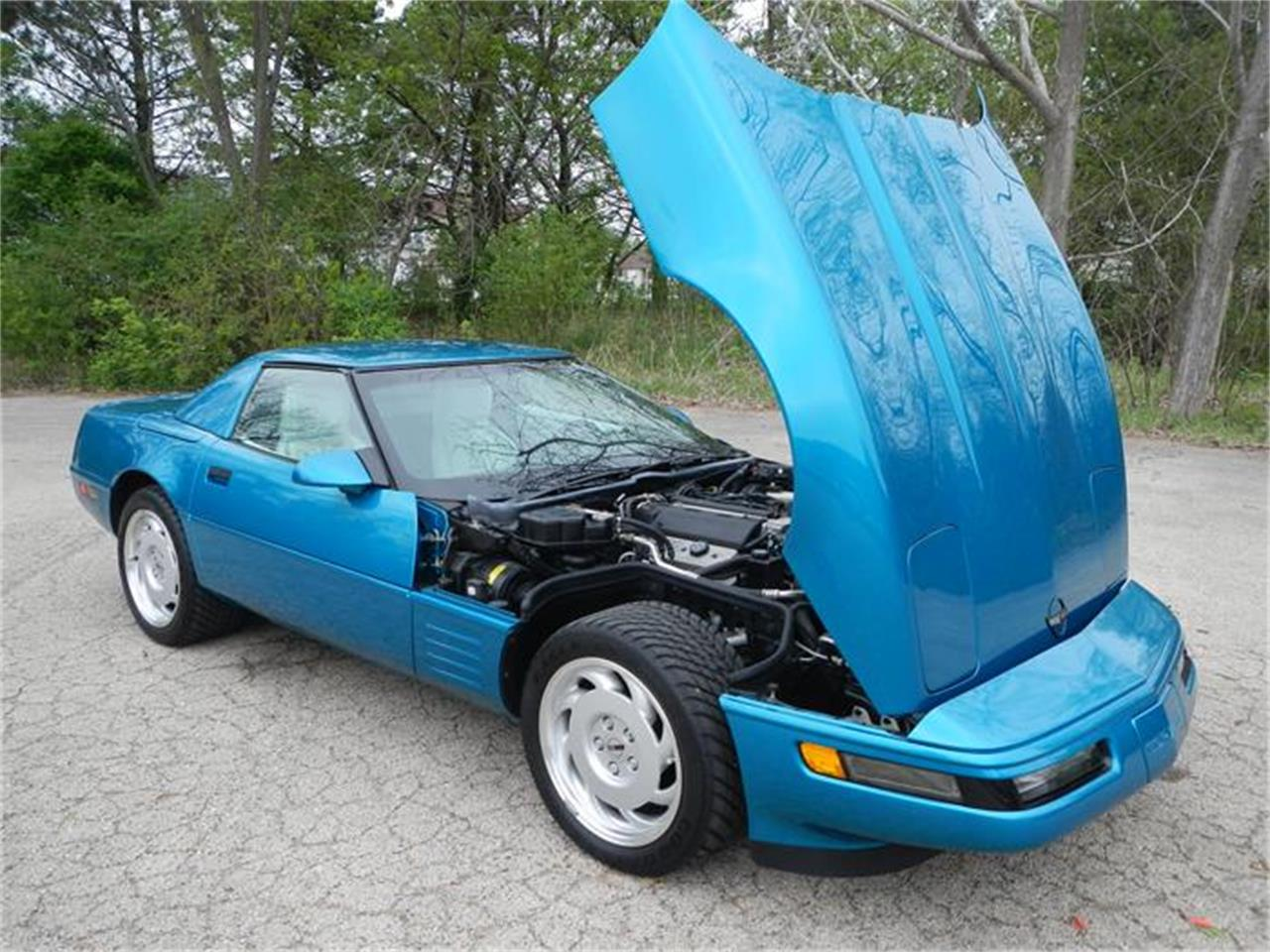 Large Picture of 1992 Corvette located in St. Charles Illinois - HPXT