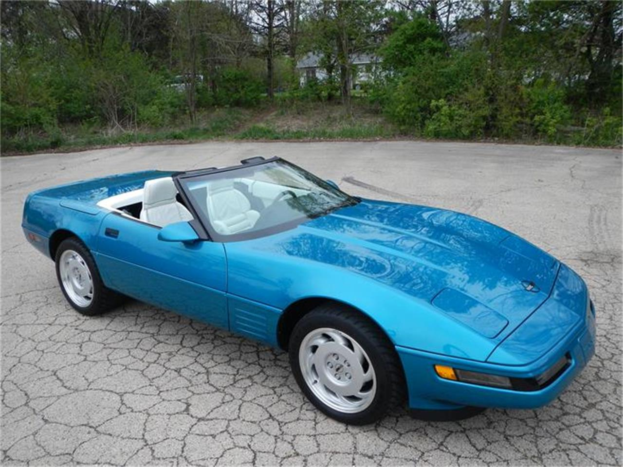 Large Picture of 1992 Chevrolet Corvette located in St. Charles Illinois - $21,900.00 Offered by Nickey - HPXT