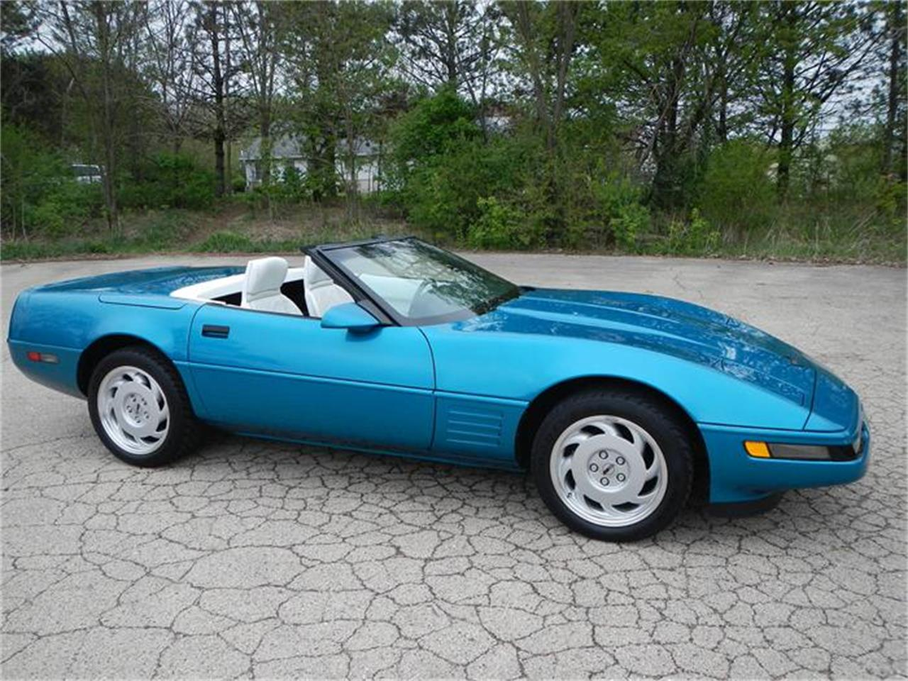 Large Picture of '92 Corvette located in Illinois - $21,900.00 Offered by Nickey - HPXT