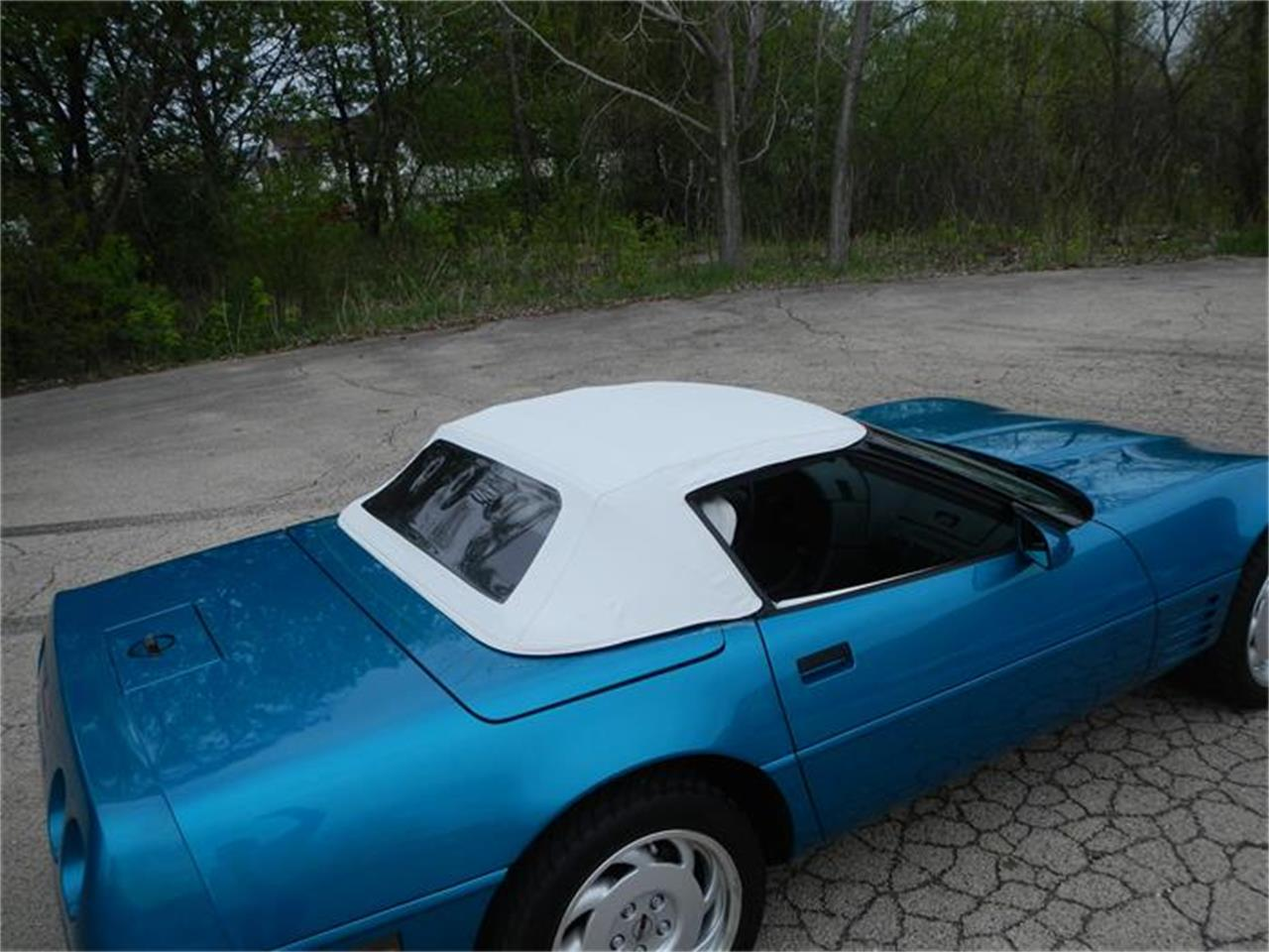 Large Picture of '92 Corvette - HPXT