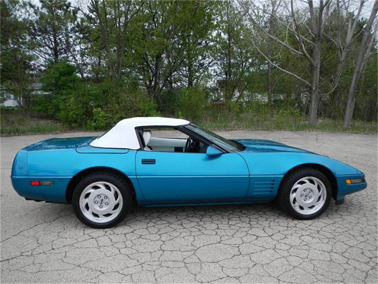 Large Picture of 1992 Corvette located in Illinois Offered by Nickey - HPXT