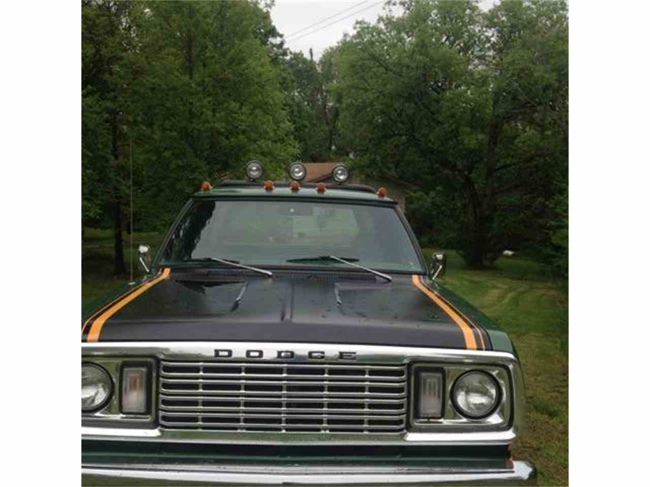 Large Picture of '77 Power Wagon - HPYD