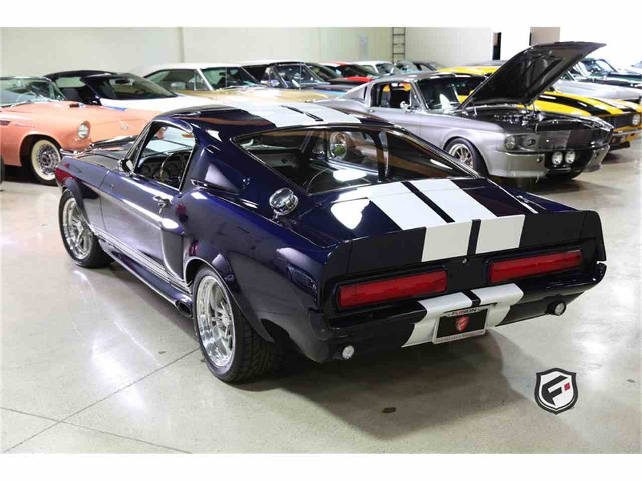 Large Picture of '68 Mustang - HQ1E