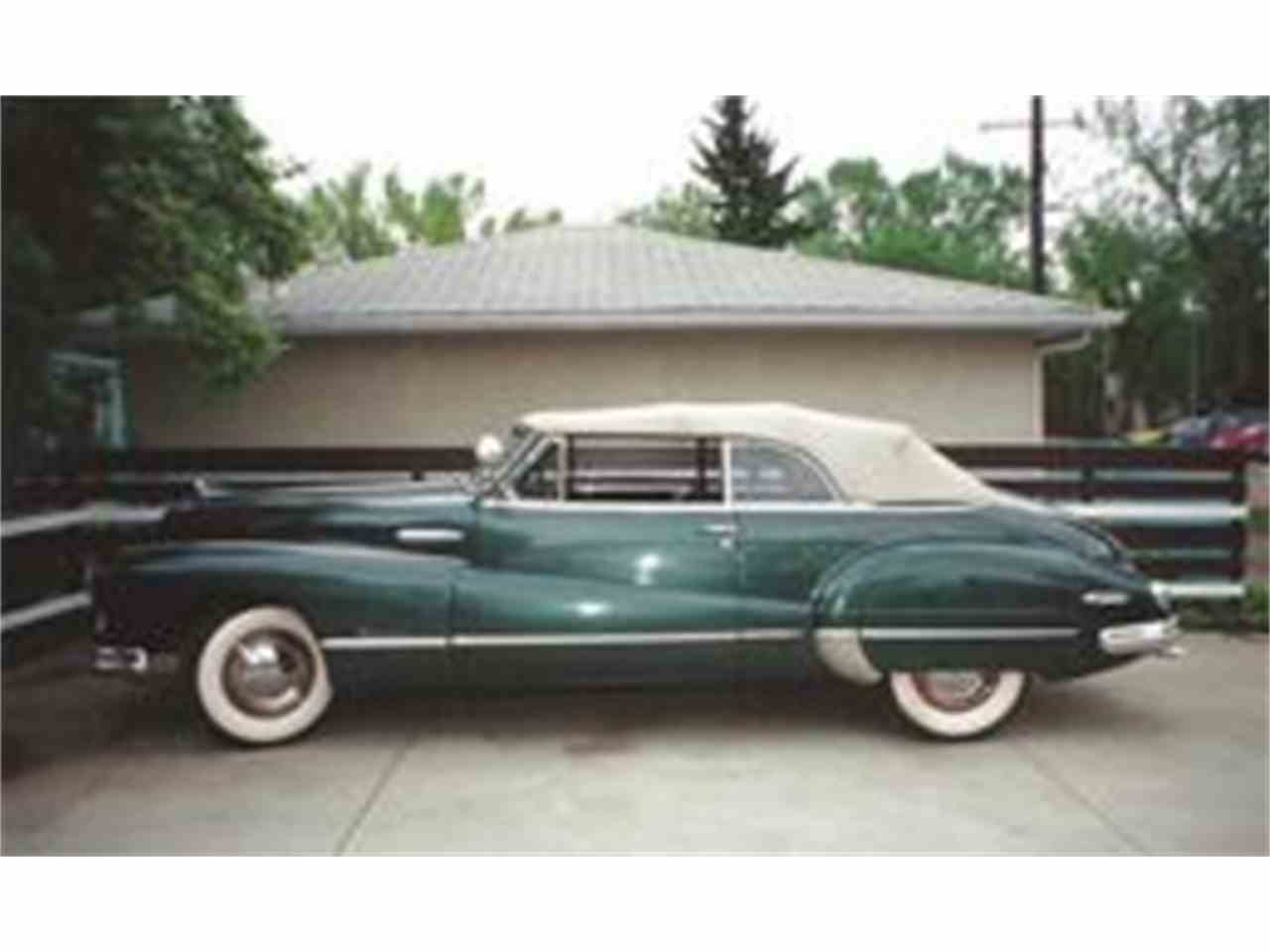 Large Picture of '48 Roadmaster - HQAY