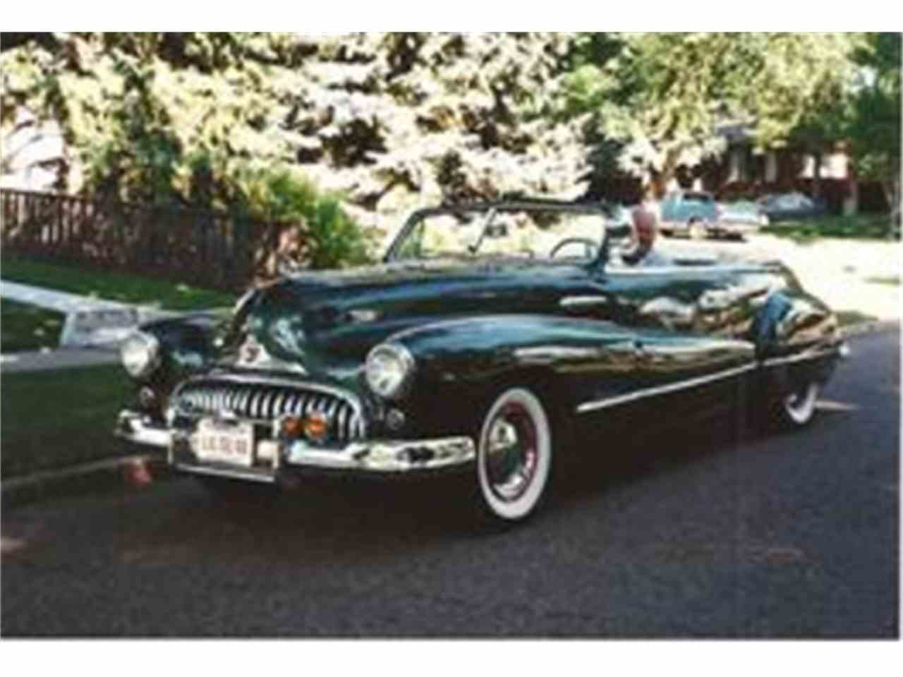 1948 Buick Roadmaster for Sale | ClassicCars.com | CC-827242