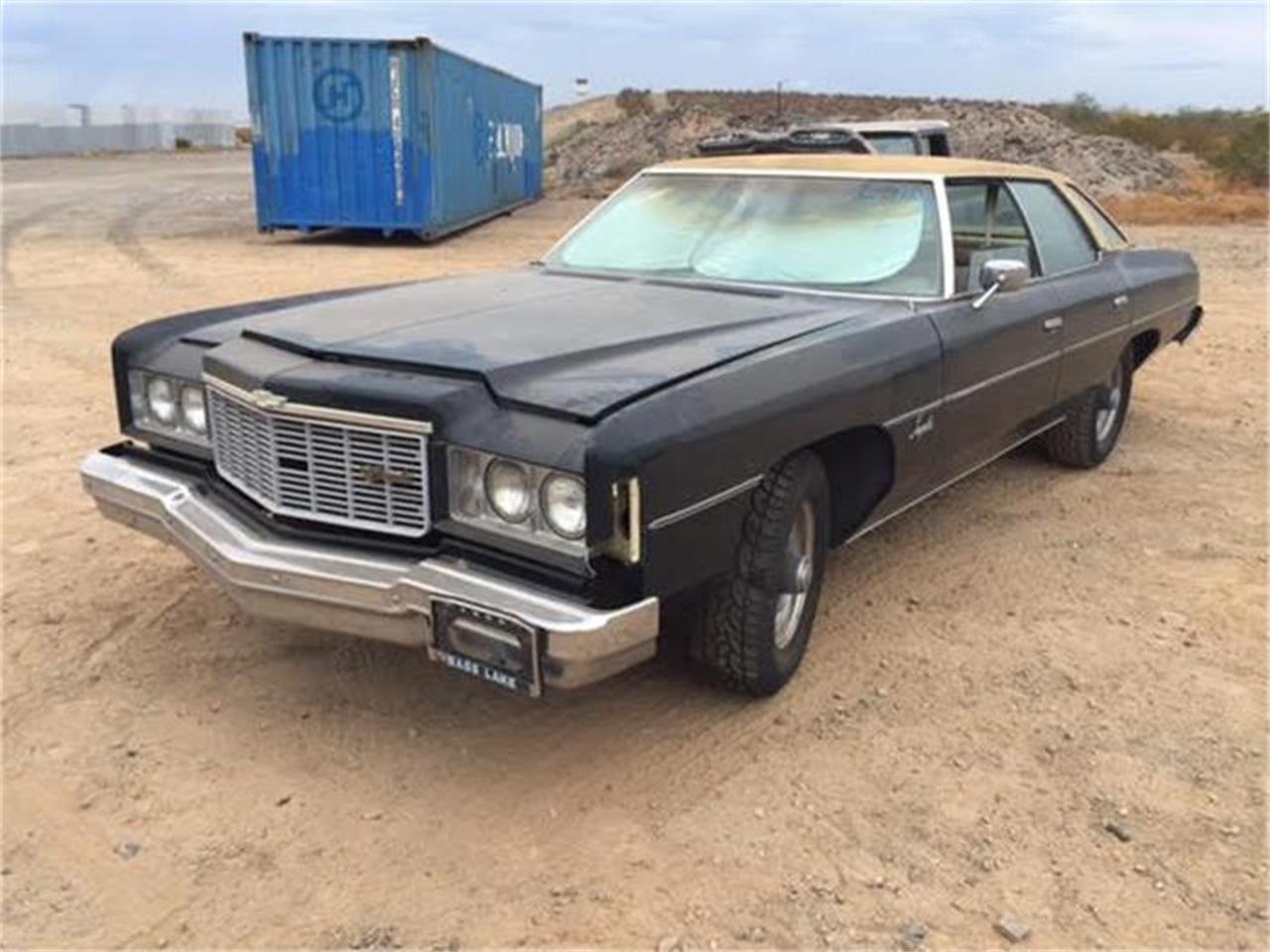 For Sale 1975 Chevrolet Impala In Phoenix Arizona