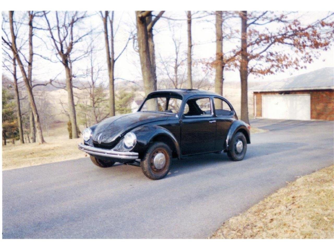 Large Picture of 1973 Volkswagen Super Beetle Offered by a Private Seller - HQST