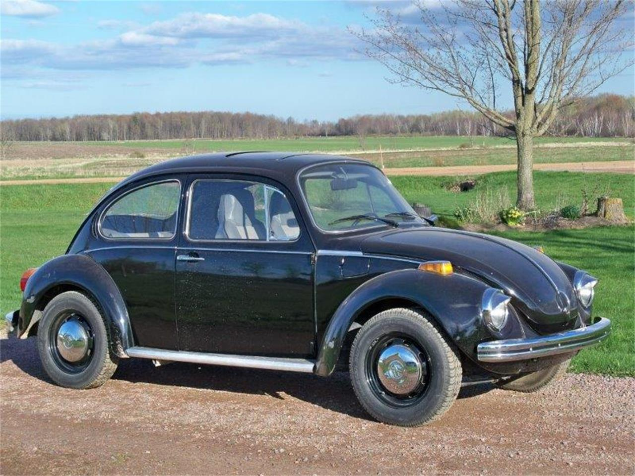 Large Picture of 1973 Volkswagen Super Beetle located in Wisconsin Offered by a Private Seller - HQST