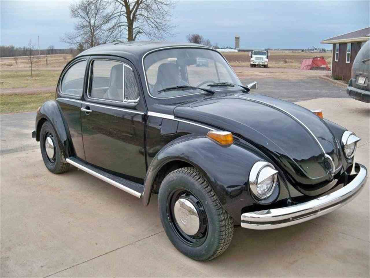 1973 Volkswagen Super Beetle For Sale Classiccars Com