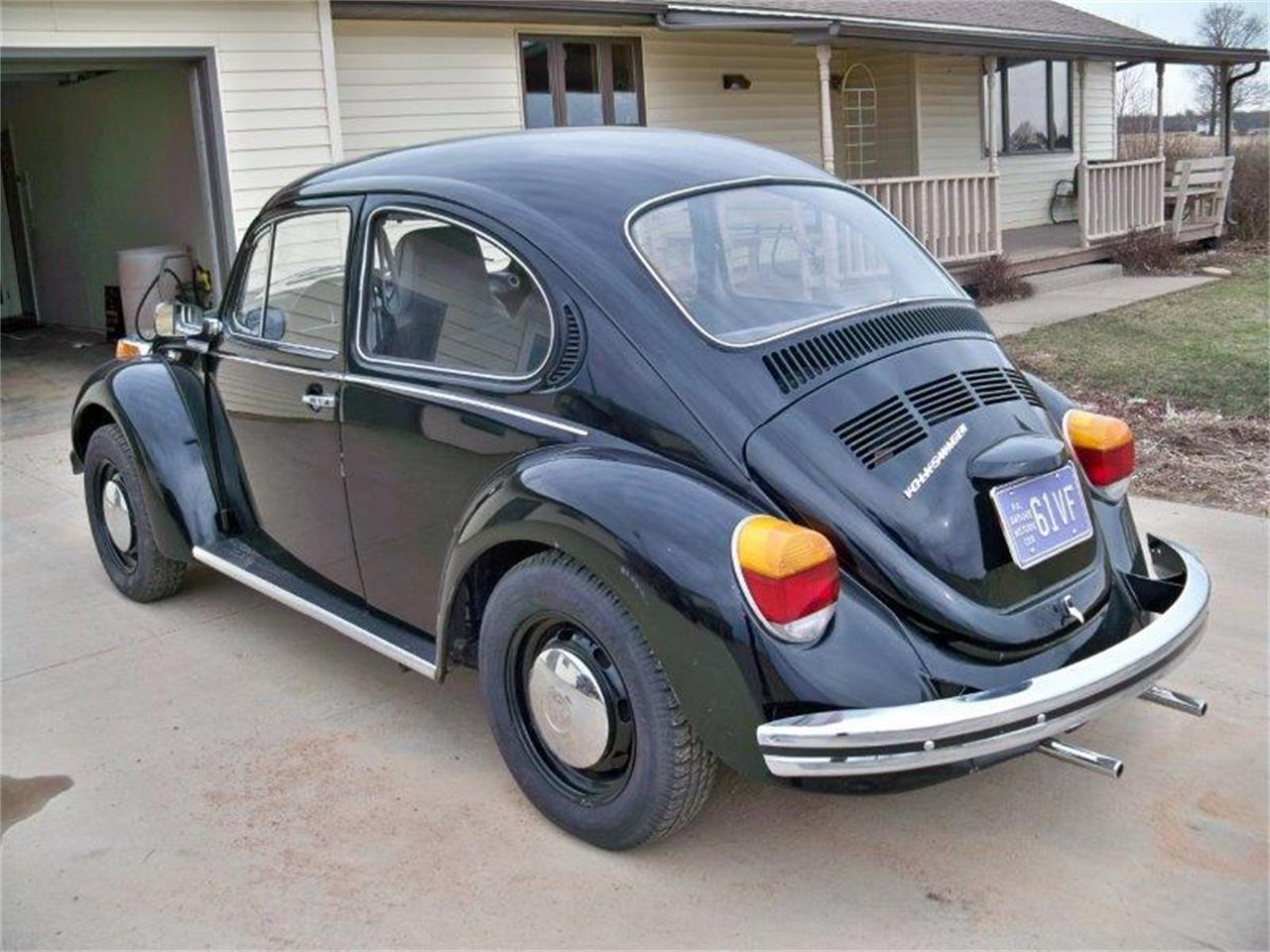 Large Picture of '73 Super Beetle located in Loyal Wisconsin - HQST