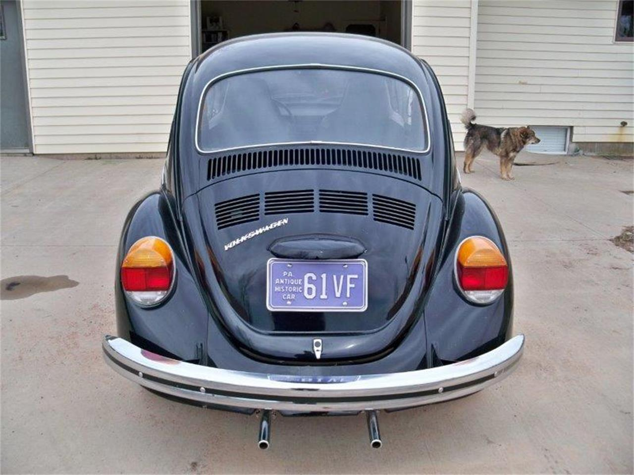 Large Picture of Classic '73 Volkswagen Super Beetle - $6,500.00 Offered by a Private Seller - HQST