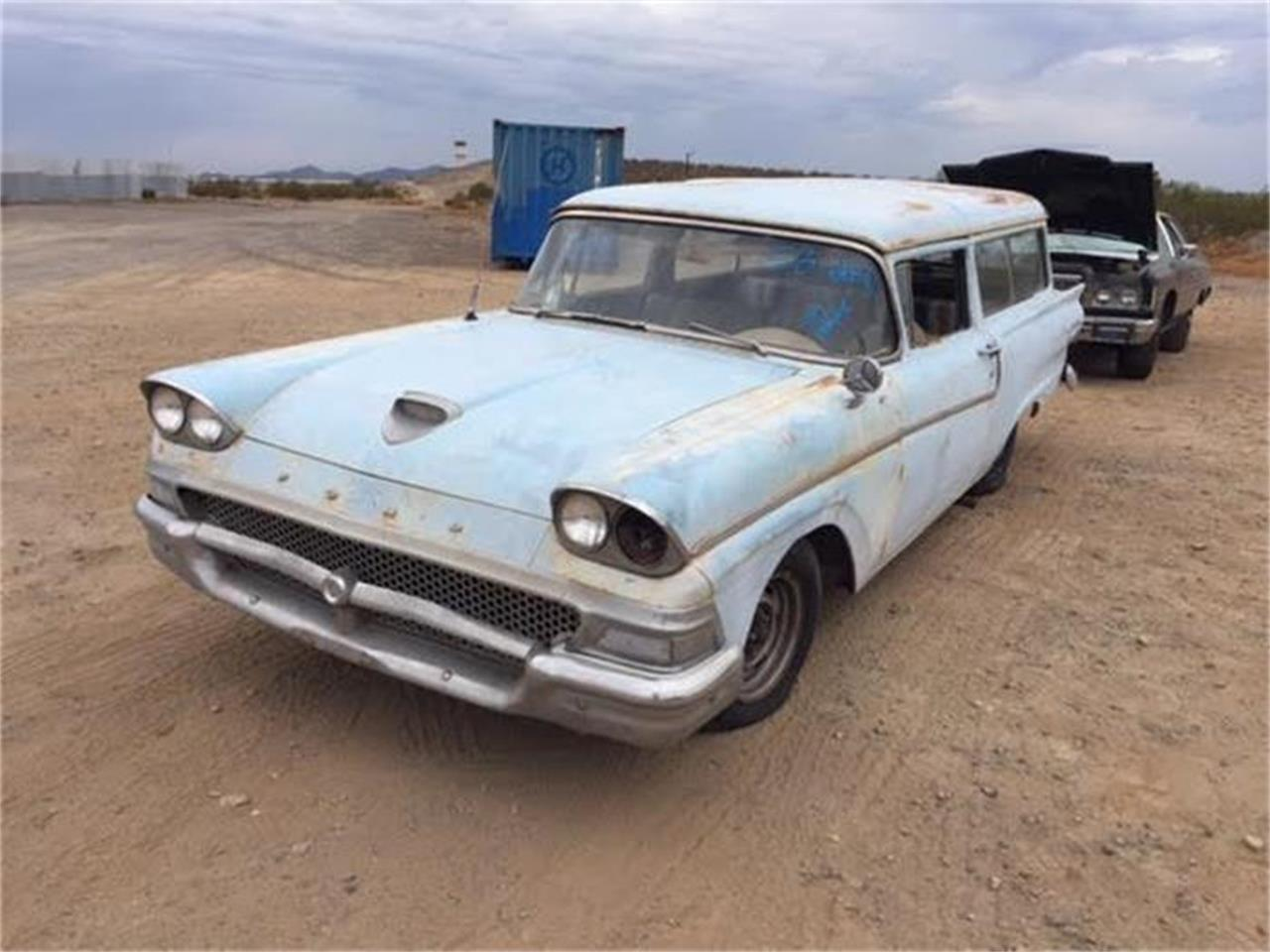 Large Picture of '58 Ranch Wagon - HQSW
