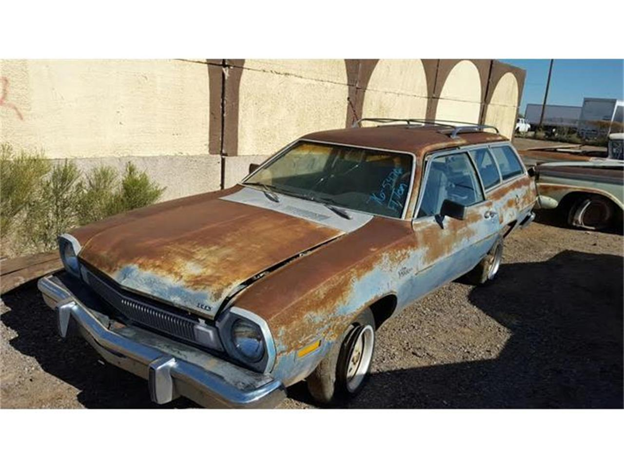 Large Picture of '76 Pinto - HQTE