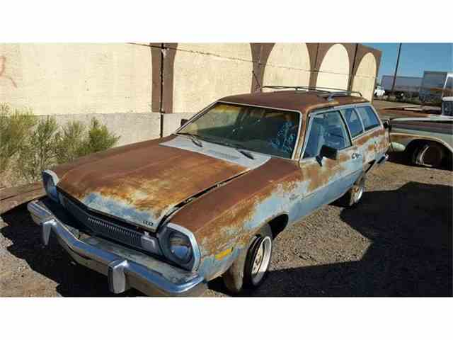 Picture of 1976 Pinto Auction Vehicle - HQTE