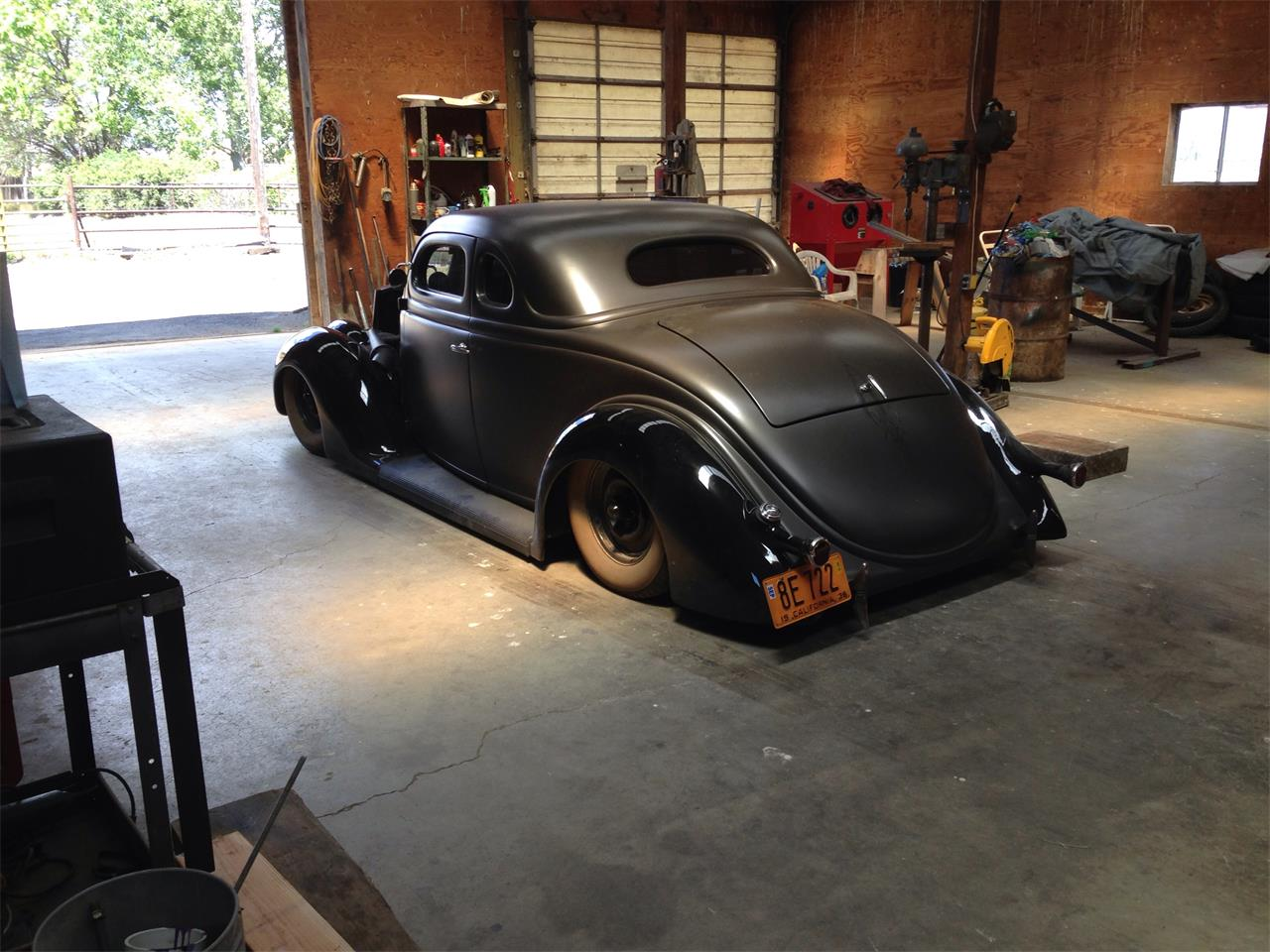 Large Picture of 1936 Coupe located in Grenada California - $62,500.00 Offered by a Private Seller - HQTR
