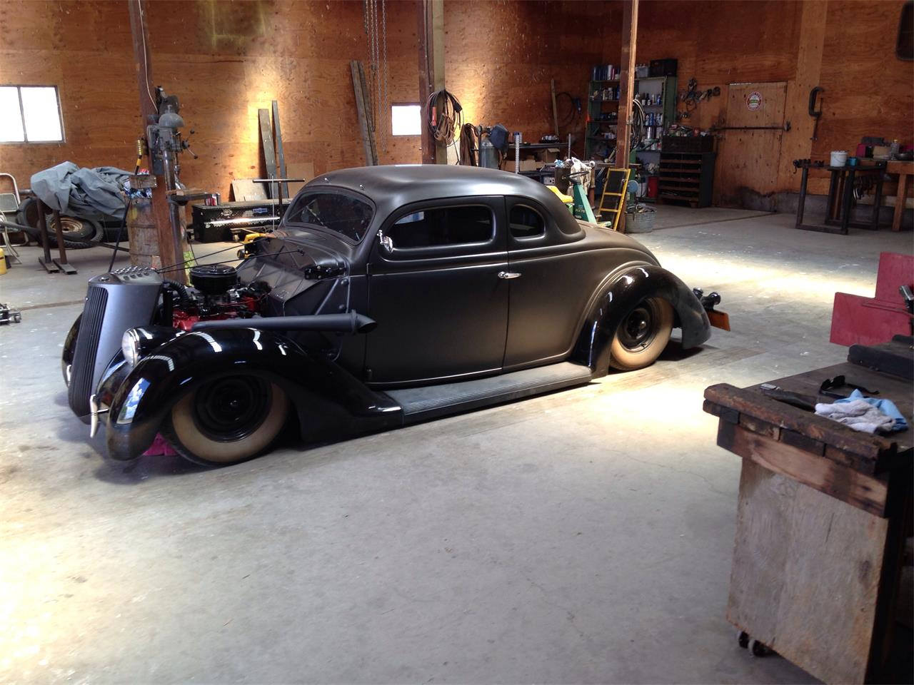 Large Picture of '36 Coupe located in Grenada California - $62,500.00 Offered by a Private Seller - HQTR