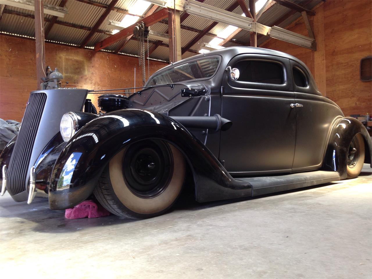 Large Picture of '36 Ford Coupe - $62,500.00 - HQTR