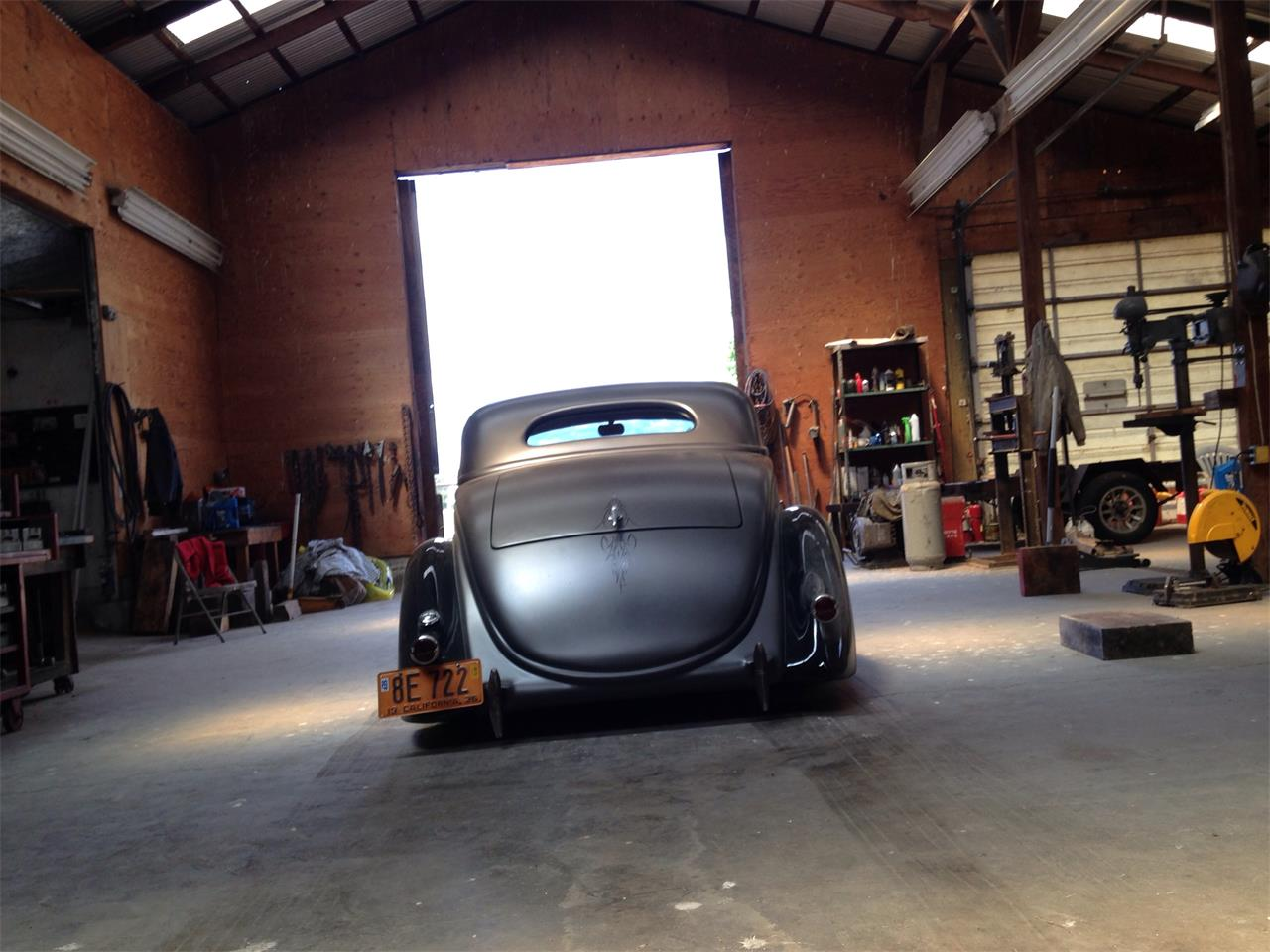 Large Picture of Classic 1936 Ford Coupe located in Grenada California - $62,500.00 - HQTR