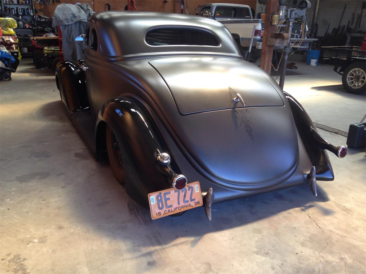 Large Picture of Classic '36 Coupe located in Grenada California - $62,500.00 - HQTR