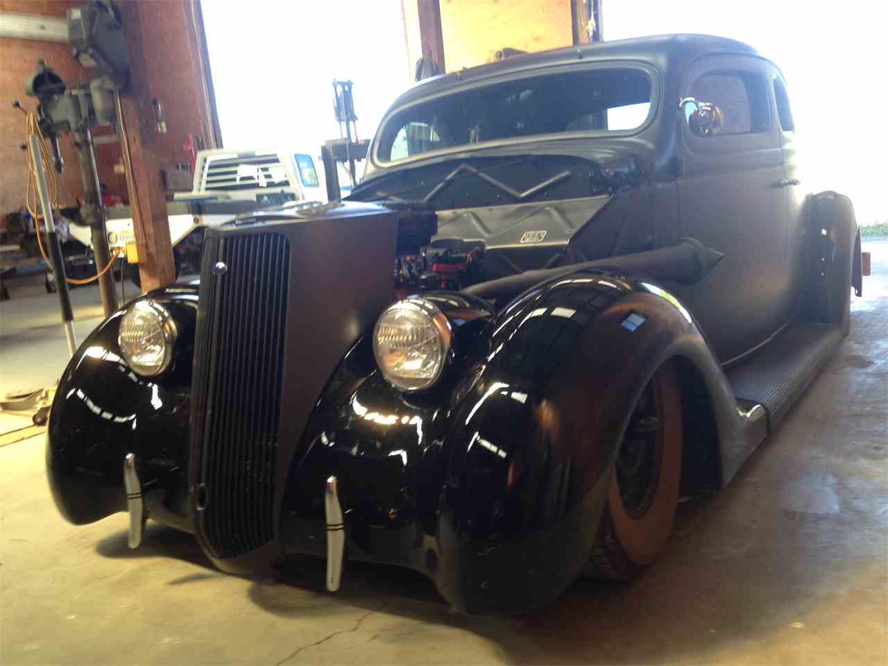 Large Picture of '36 Coupe - HQTR