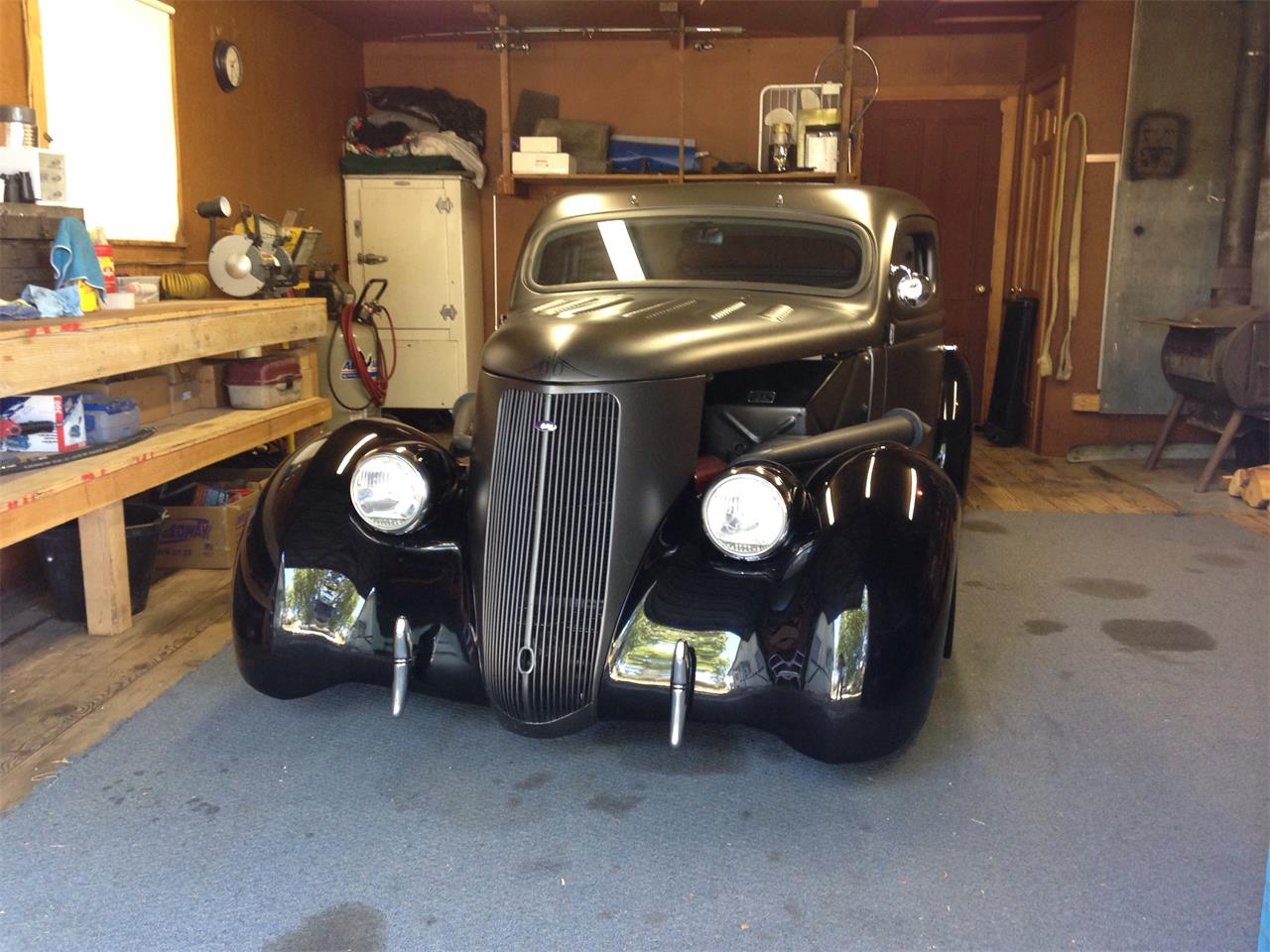 Large Picture of Classic 1936 Ford Coupe - $62,500.00 Offered by a Private Seller - HQTR