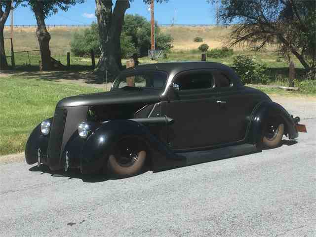 1936 Ford Coupe For Sale On Classiccars Com