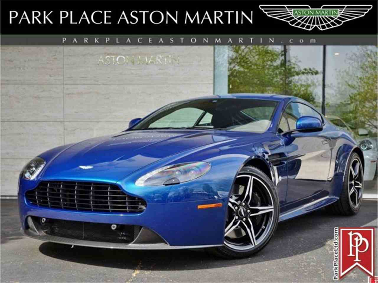 Large Picture of '16 V8 Vantage GTS - HQVA