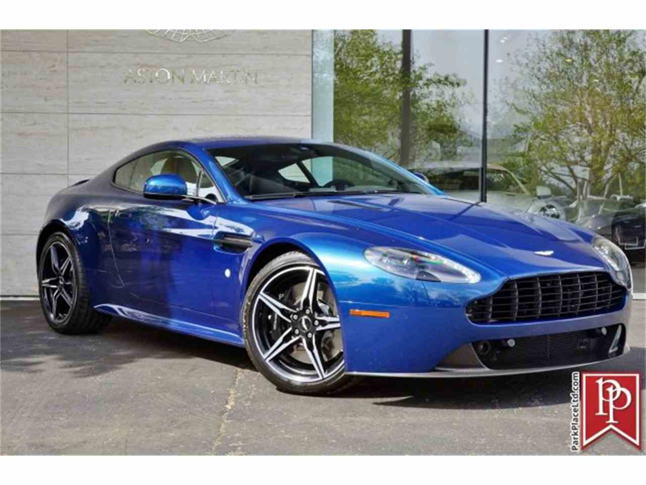 Large Picture of '16 Aston Martin V8 Vantage GTS Offered by Park Place Ltd - HQVA