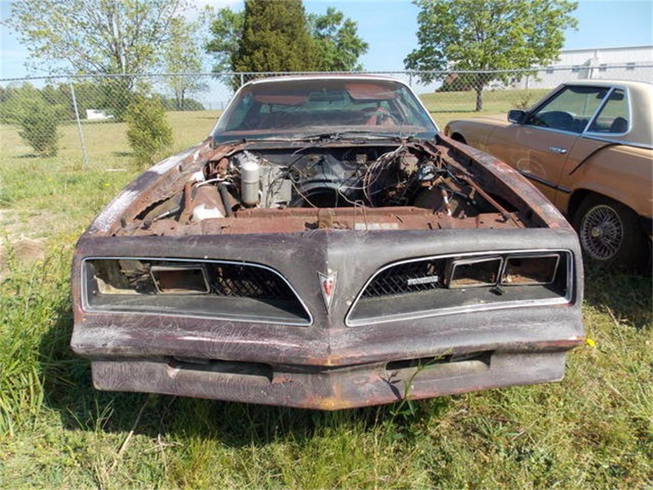 Large Picture of 1978 Firebird located in Gray Court South Carolina - HLDP
