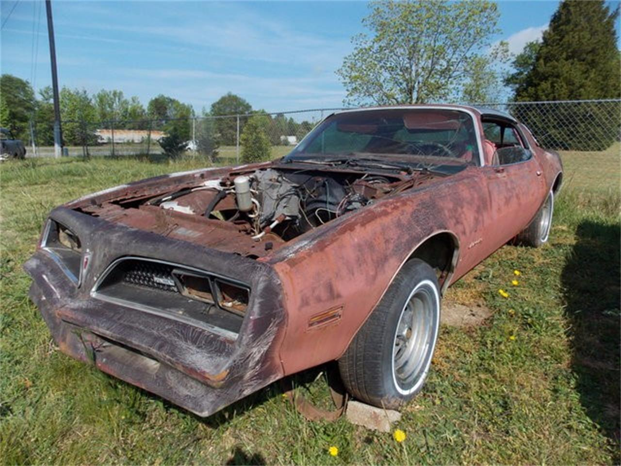 Large Picture of '78 Firebird located in Gray Court South Carolina Offered by Classic Cars of South Carolina - HLDP