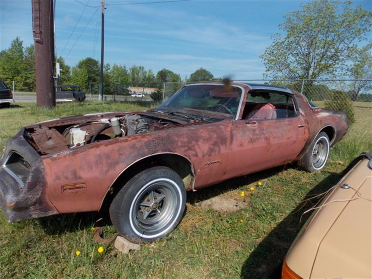 Large Picture of '78 Pontiac Firebird located in Gray Court South Carolina - HLDP