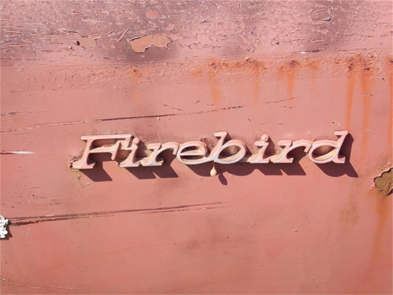 Large Picture of 1978 Firebird located in Gray Court South Carolina - $2,500.00 - HLDP