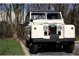 Picture of '71 Land Rover Santana located in Portland Oregon - HRHS