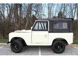 Picture of 1971 Land Rover Santana located in Portland Oregon - $18,900.00 - HRHS