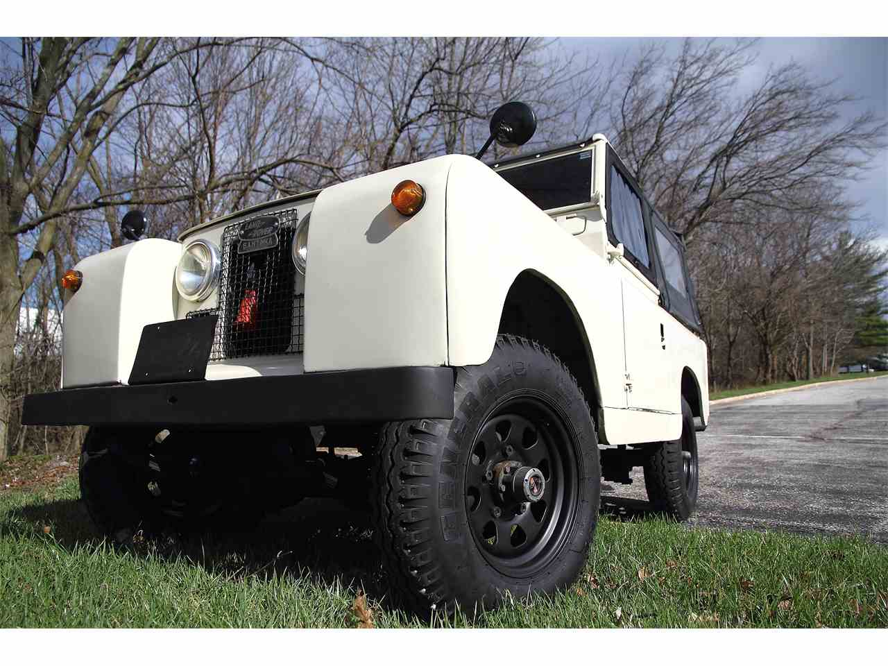 Large Picture of 1971 Land Rover Santana located in Oregon - HRHS