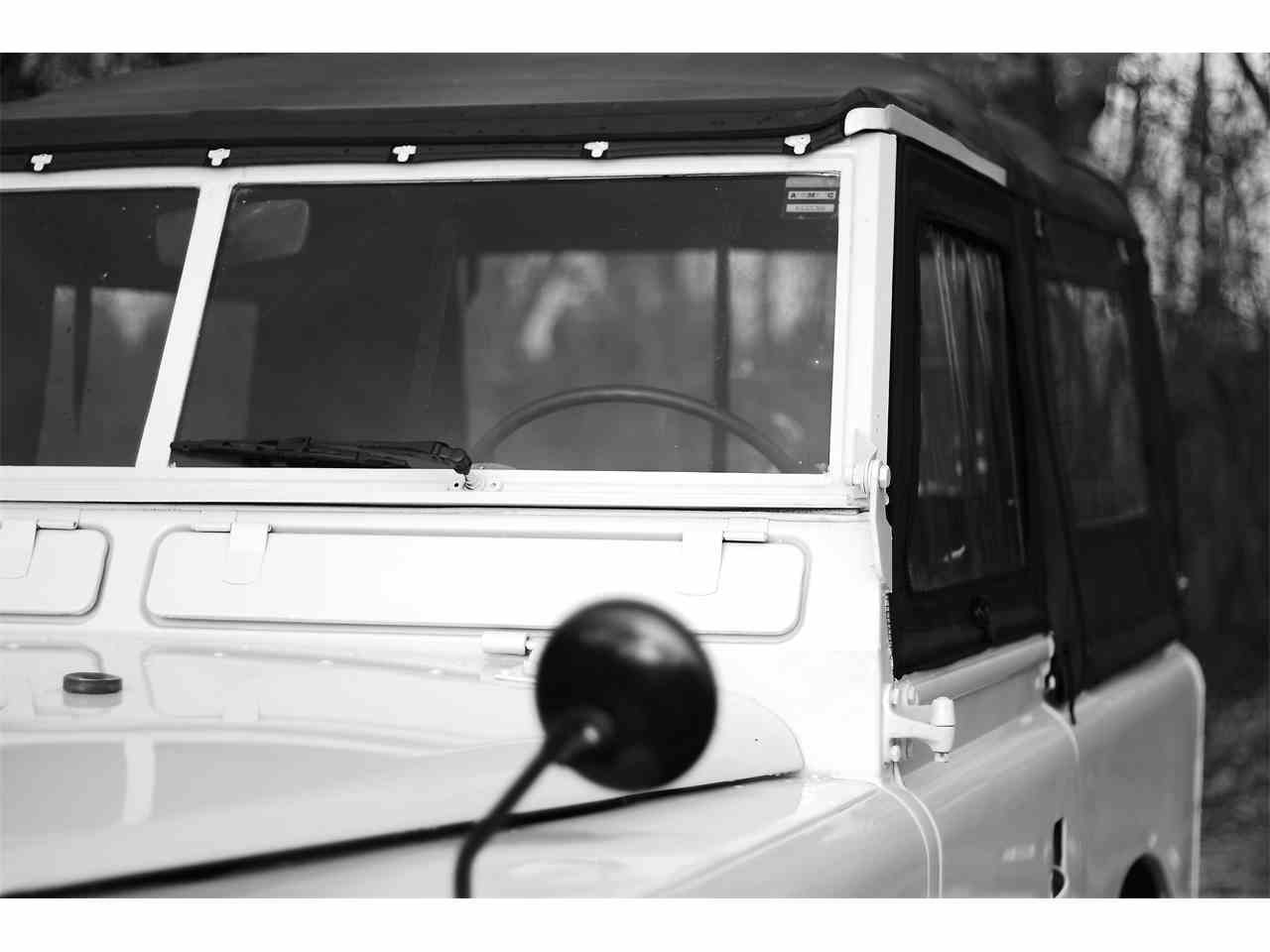 Large Picture of Classic 1971 Land Rover Santana - HRHS