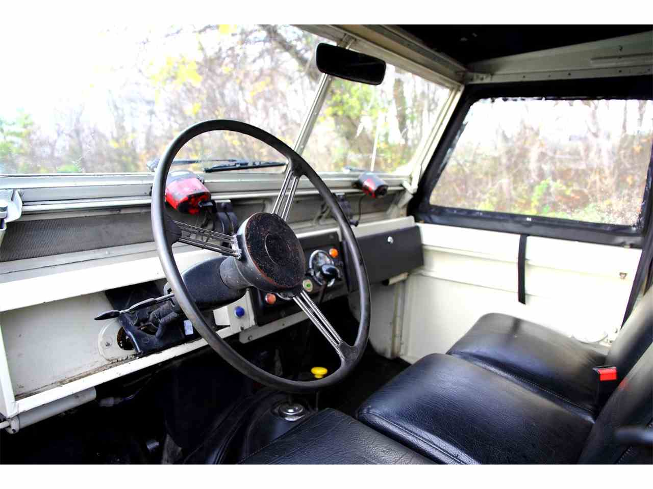 Large Picture of '71 Land Rover Santana located in Portland Oregon - $18,900.00 Offered by a Private Seller - HRHS