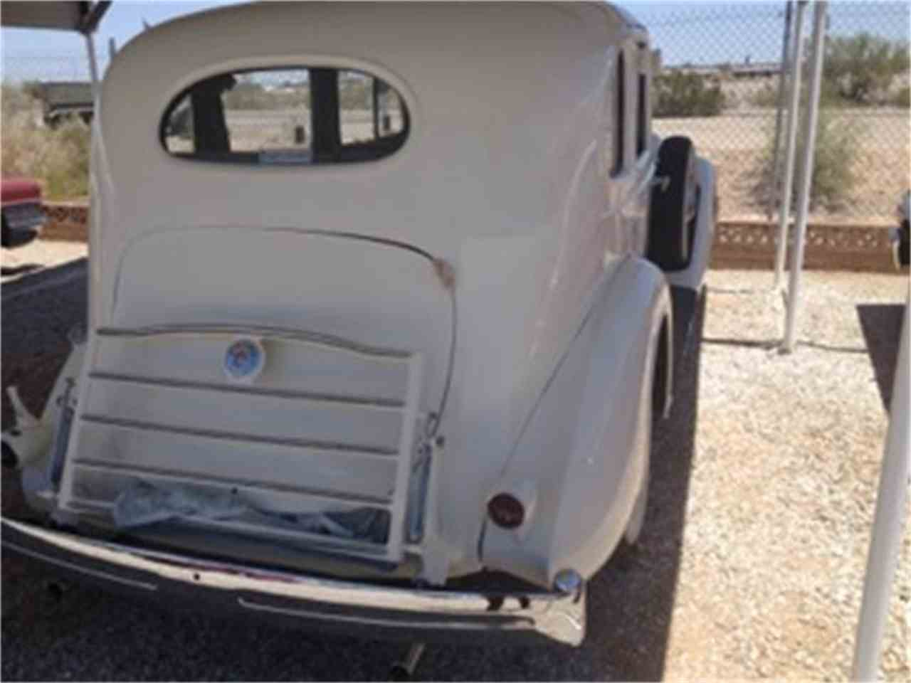 Large Picture of '35 4-Dr Offered by Desert Gardens Classic Cars - HRST