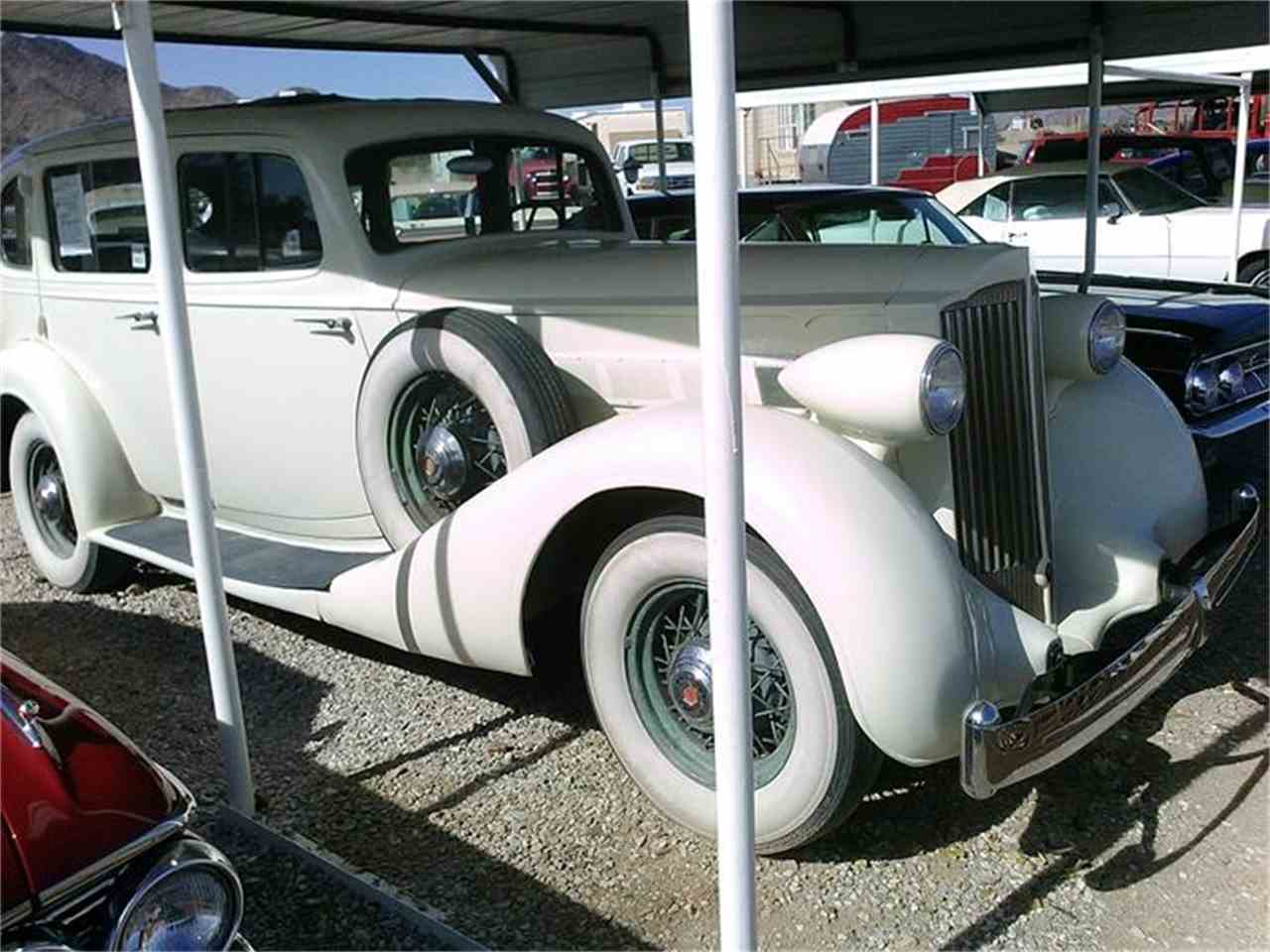Large Picture of 1935 Packard 4-Dr Offered by Desert Gardens Classic Cars - HRST