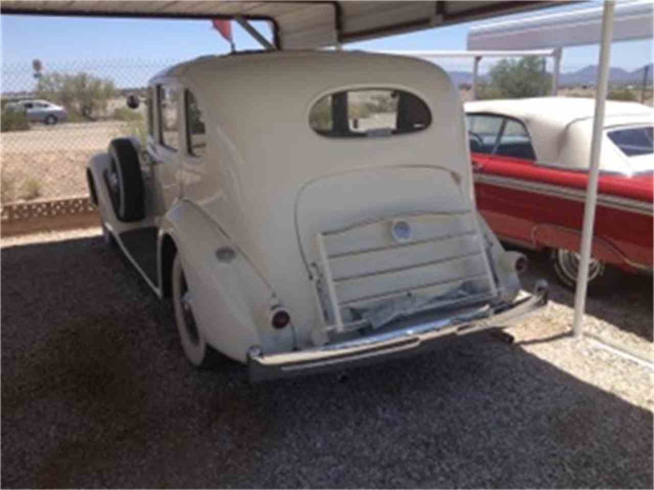 Large Picture of 1935 Packard 4-Dr located in Arizona - HRST