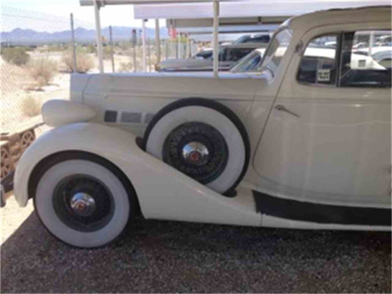 Large Picture of Classic 1935 4-Dr Offered by Desert Gardens Classic Cars - HRST