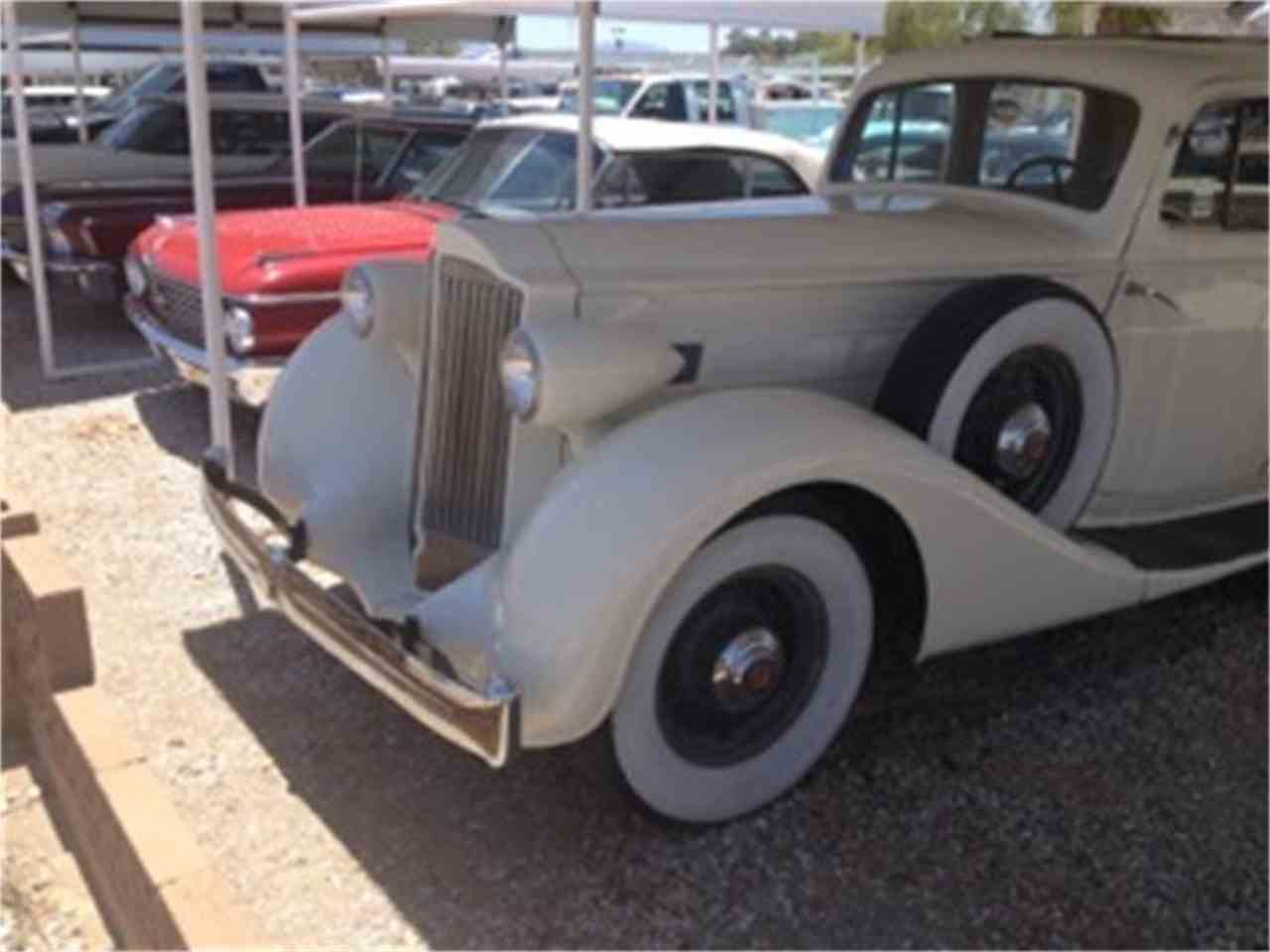 Large Picture of '35 Packard 4-Dr - HRST
