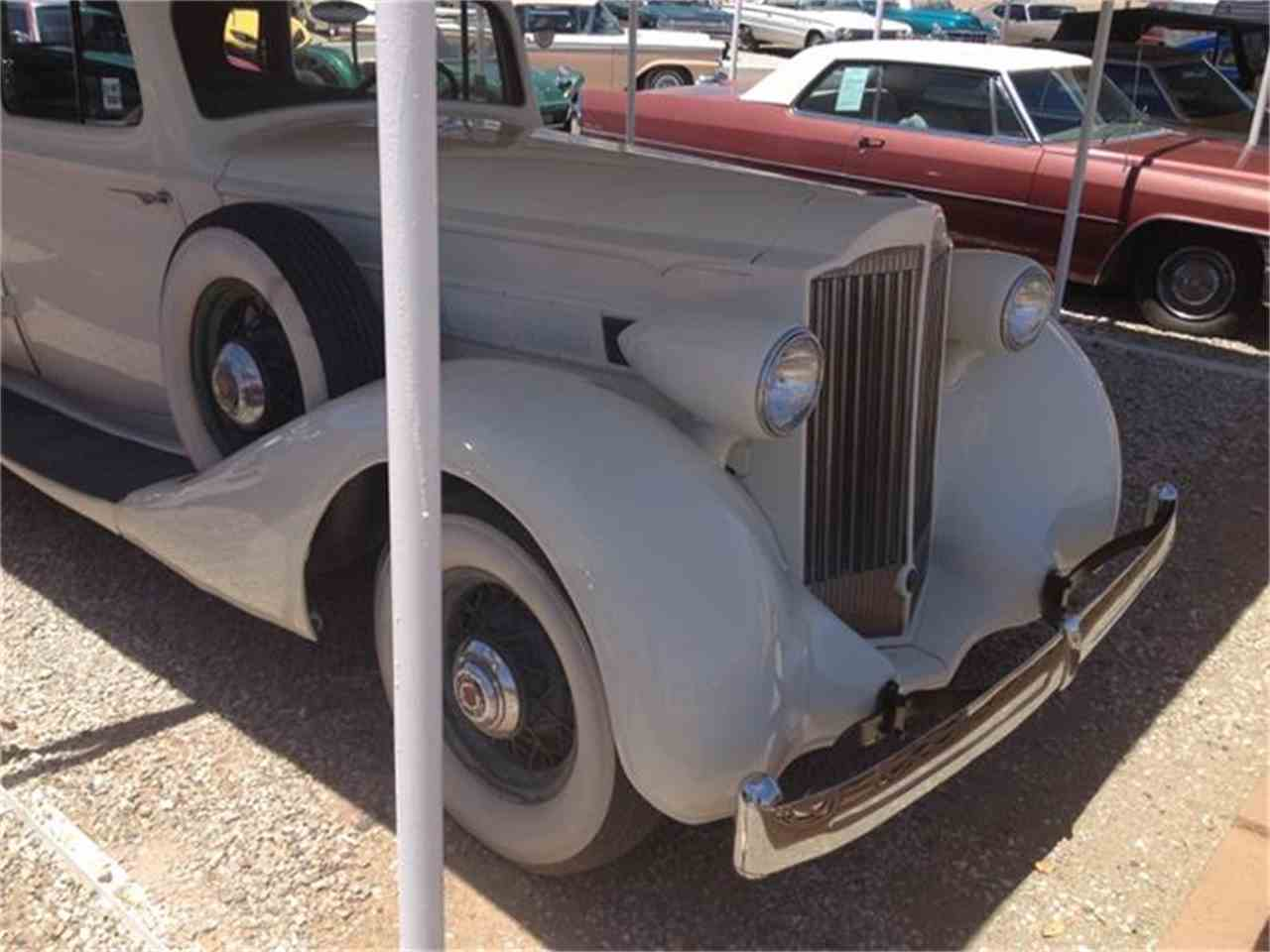 Large Picture of Classic 1935 4-Dr located in Arizona Offered by Desert Gardens Classic Cars - HRST