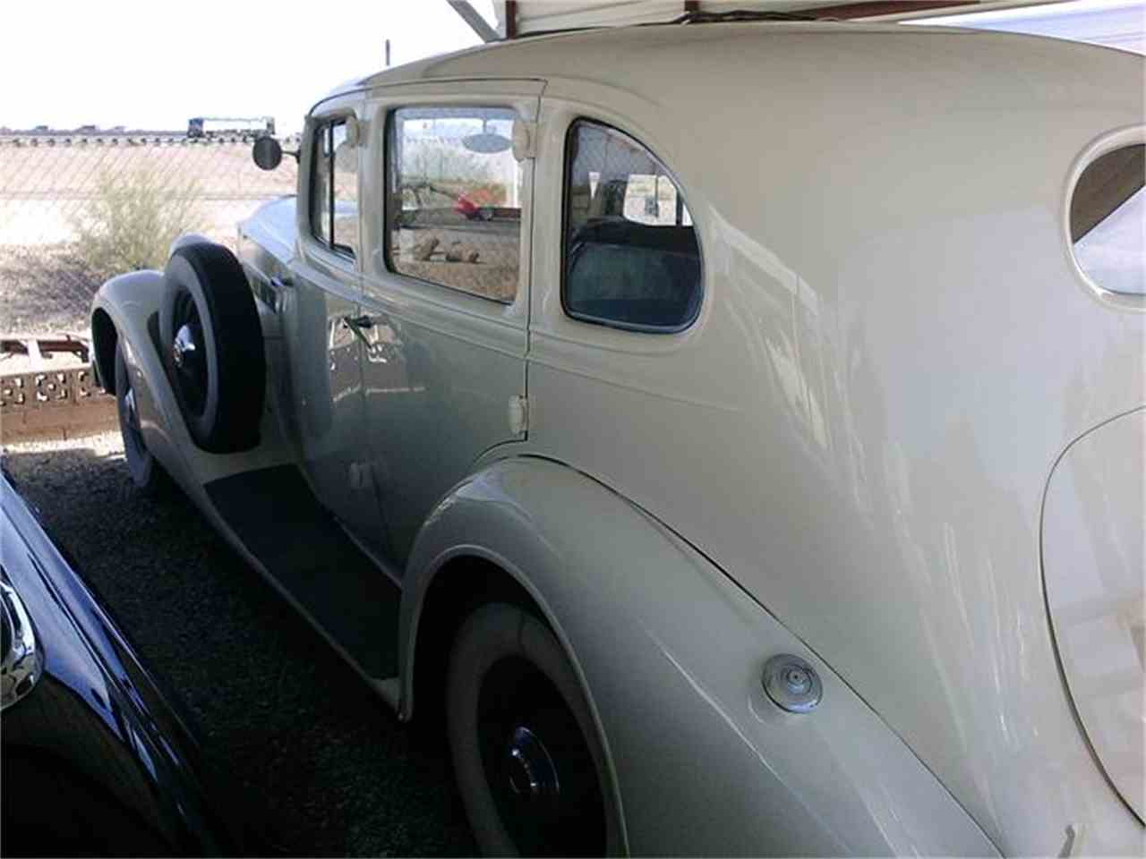 Large Picture of Classic 1935 4-Dr located in Arizona - $39,980.00 - HRST