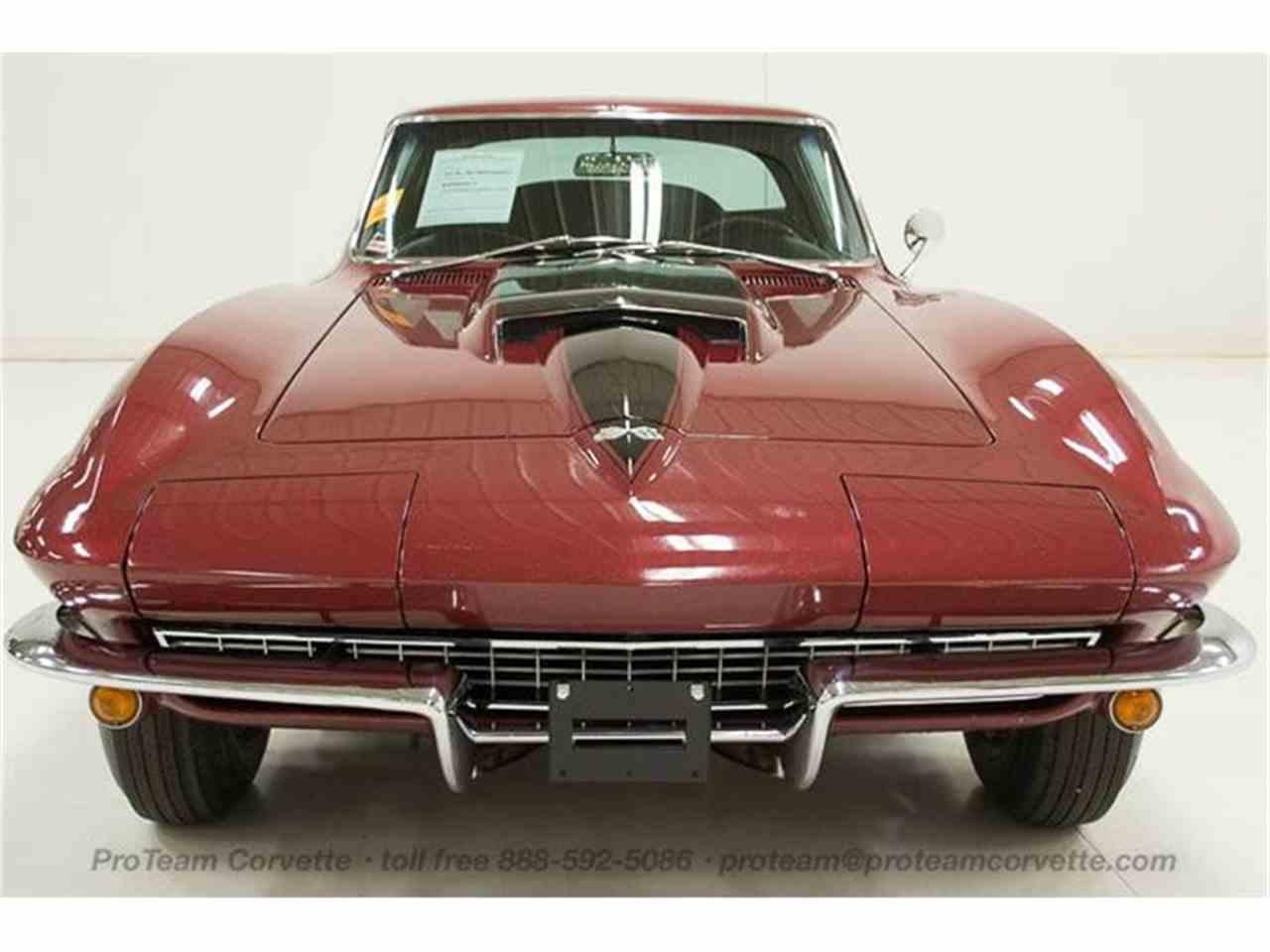 Large Picture of '67 Corvette - HRT6