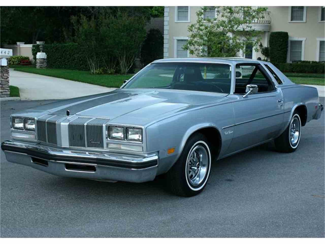 1976 oldsmobile cutlass supreme for sale cc 829215. Black Bedroom Furniture Sets. Home Design Ideas