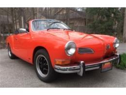 Picture of 1974 Volkswagen Karmann Ghia located in Michigan Offered by a Private Seller - HRTY
